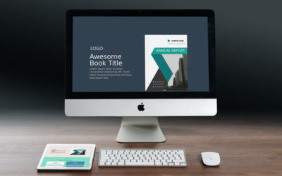Free Divi Layout: Selling a Book #3 Light & Dark