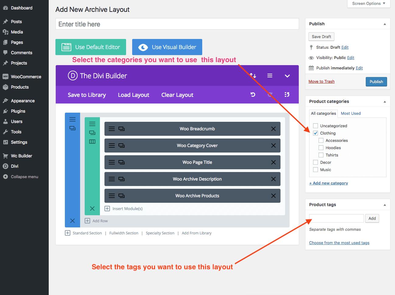 WooCommerce Builder 2 0 beta 1 + Visual Builder Support