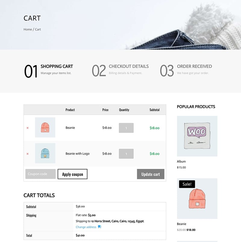 WooCommerce Builder For Divi 3
