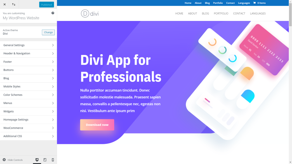 Divi Theme Review (2020) 34